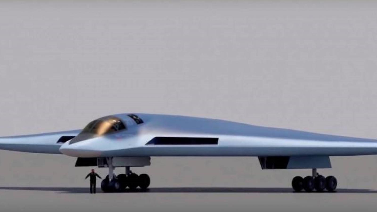 Máy bay ném bom tầm xa tương lai của các cường quốc