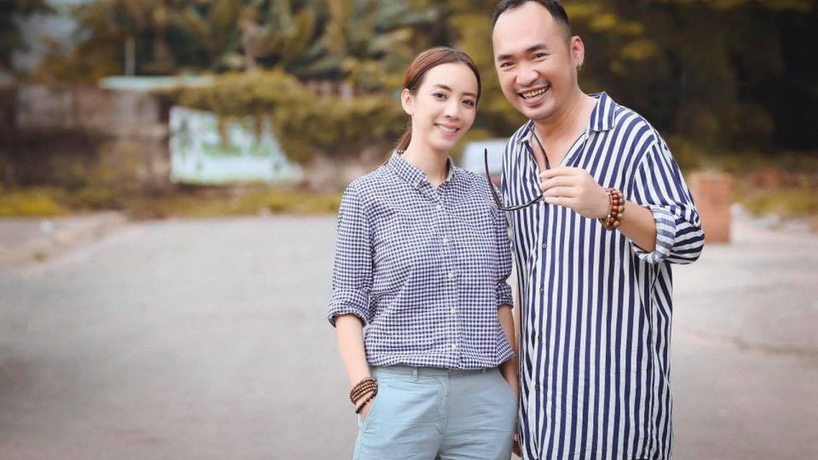 """""""Hoa hậu làng hài"""" Thu Trang: Tôi không giấu chồng mật khẩu điện thoại"""