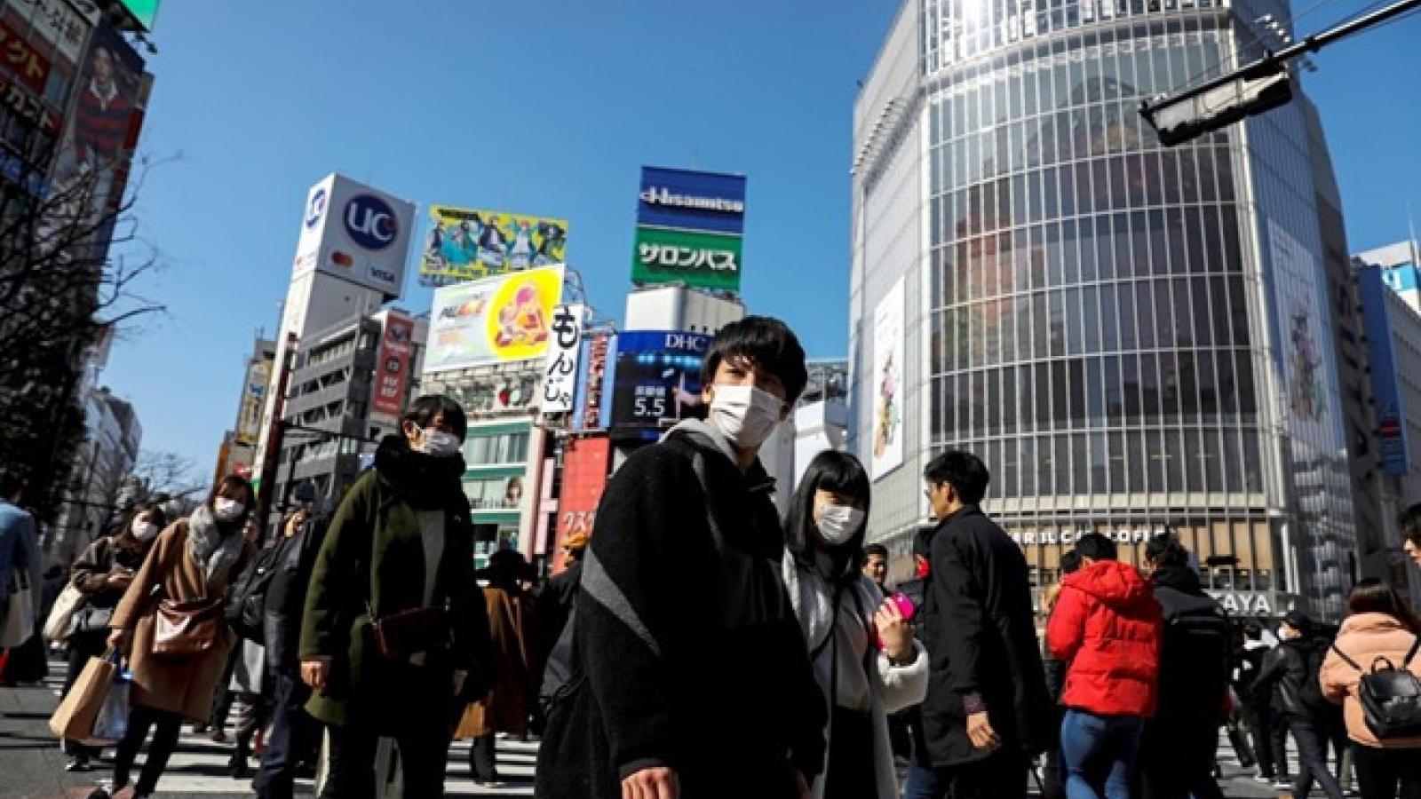 Tokyo (Nhật Bản) nâng cảnh báo Covid-19 lên mức nghiêm trọng nhất