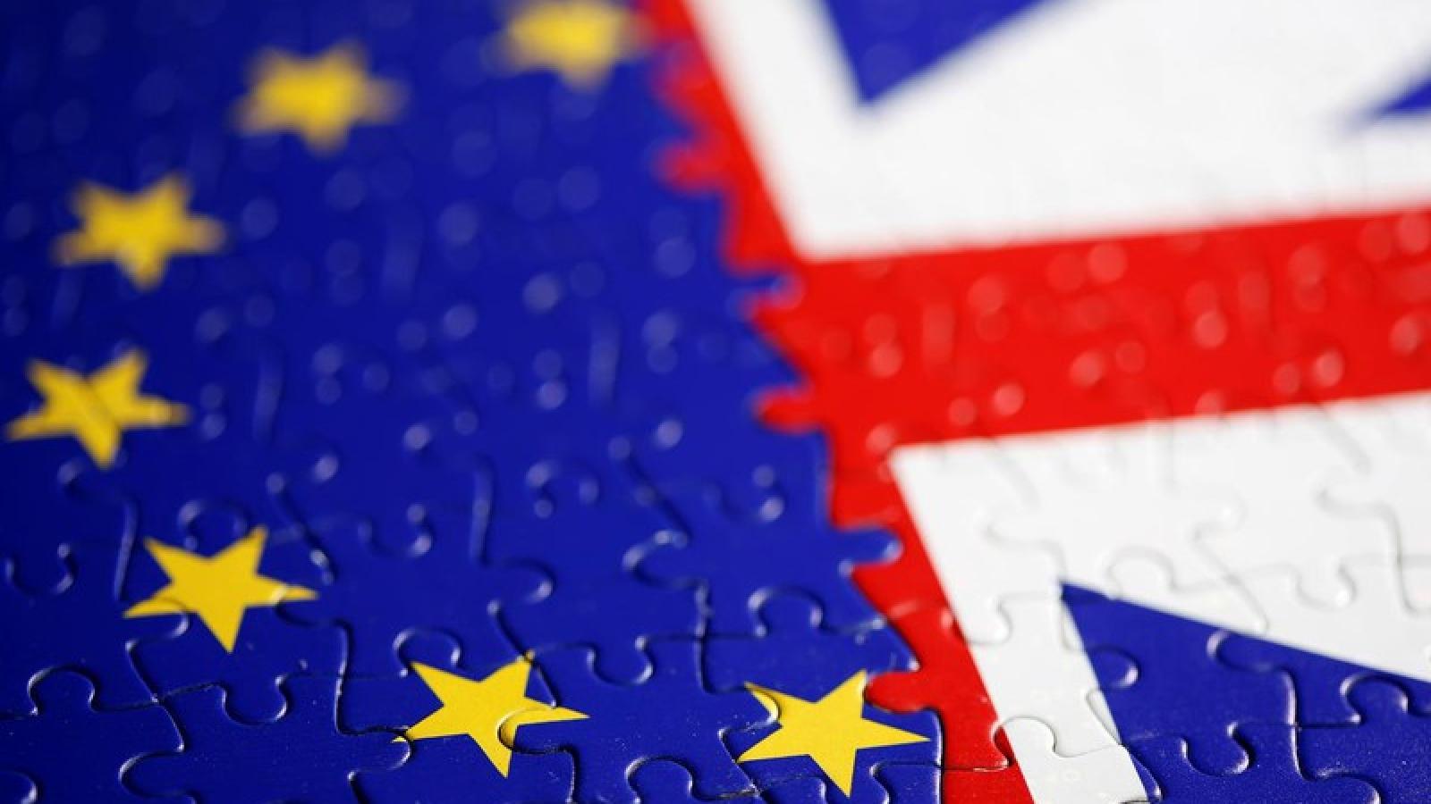 Anh và EU không nhượng bộ: Vòng đàm phán thứ 5 hậu Brexit rơi vào bế tắc