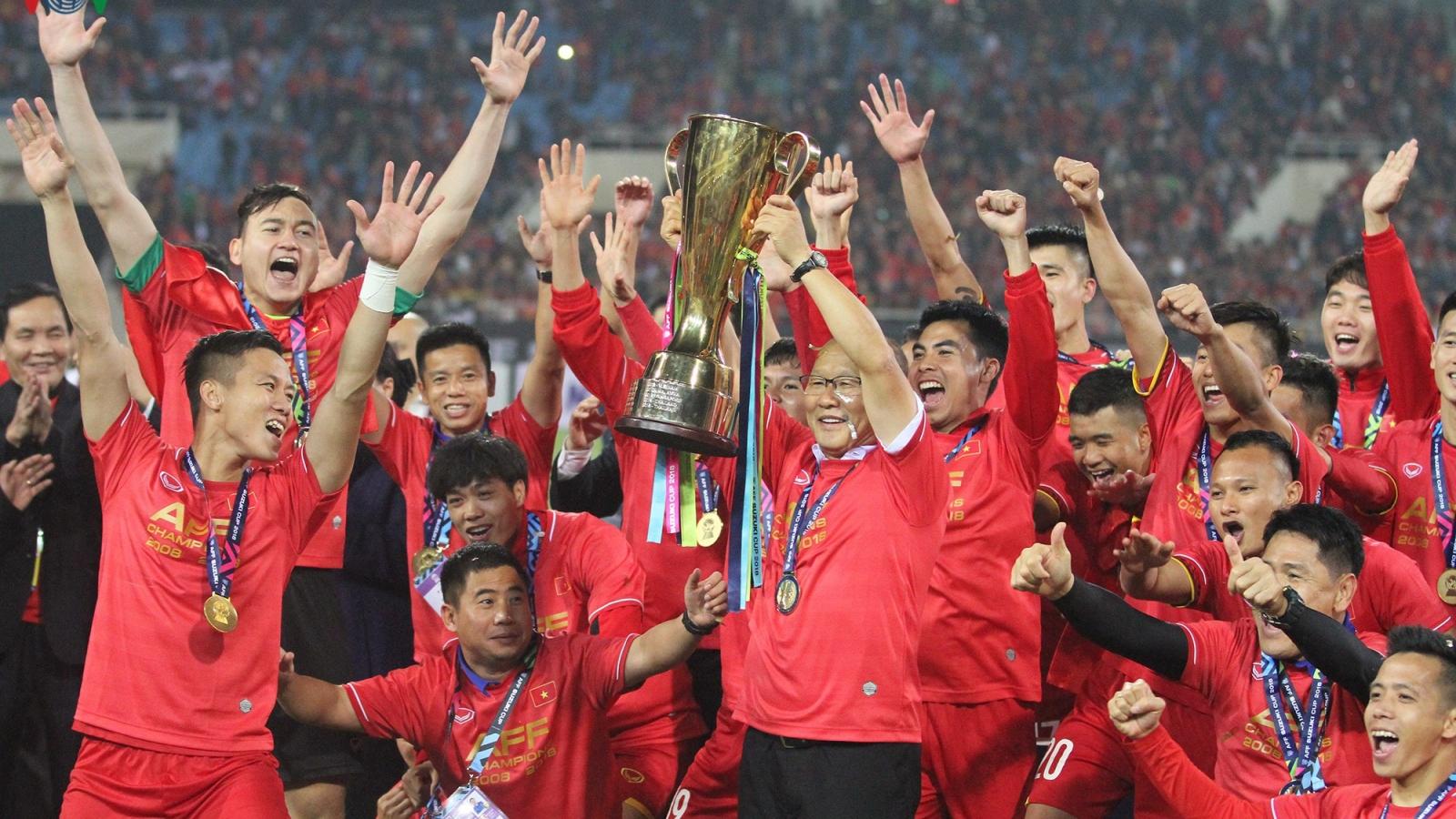 Thầy Park nói gì về bảng đấu của ĐT Việt Nam ở AFF Cup 2020?