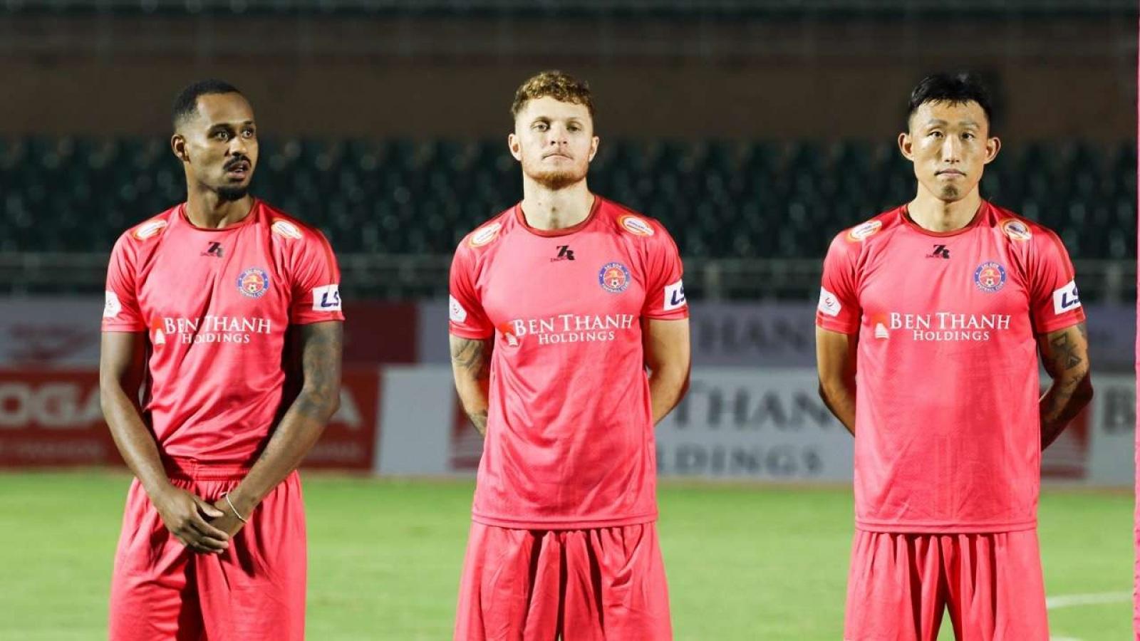Đồng hương thầy Park trở thành bệ phóng thành công cho Sài Gòn FC