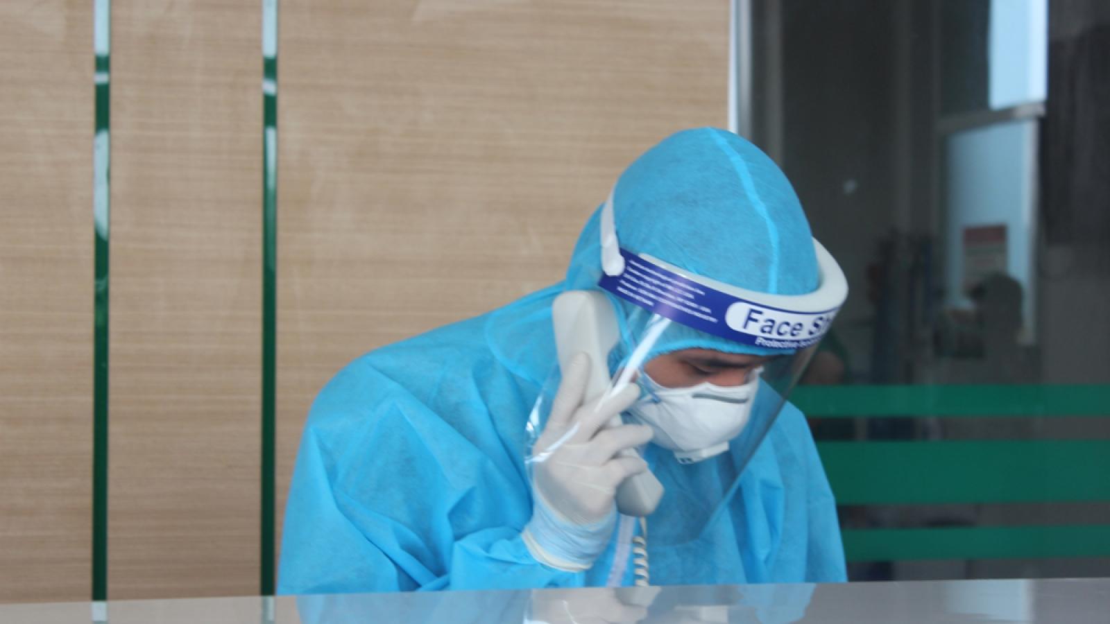 Thông báo khẩn tìm người từng đến các điểm ở Đà Nẵng, Hà Nội, TPHCM