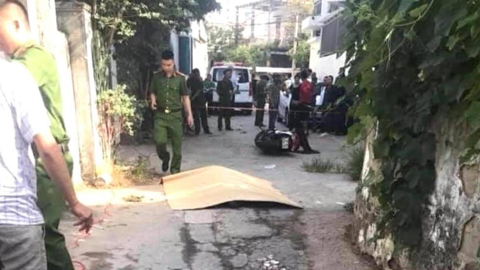 Vụ người phụ nữ bị sát hại ở cổng chợ: Nghi phạm treo cổ tự tử
