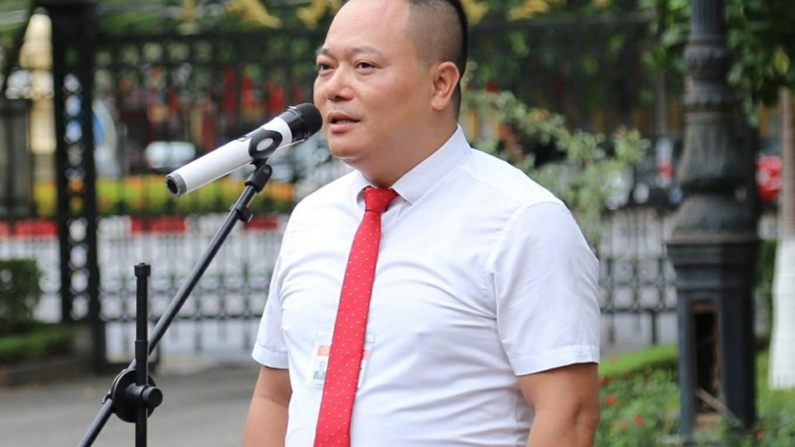 Bắt giam chuyên viên VP UBND TP Hải Phòng làm giả tài liệu cơ quan Nhà nước