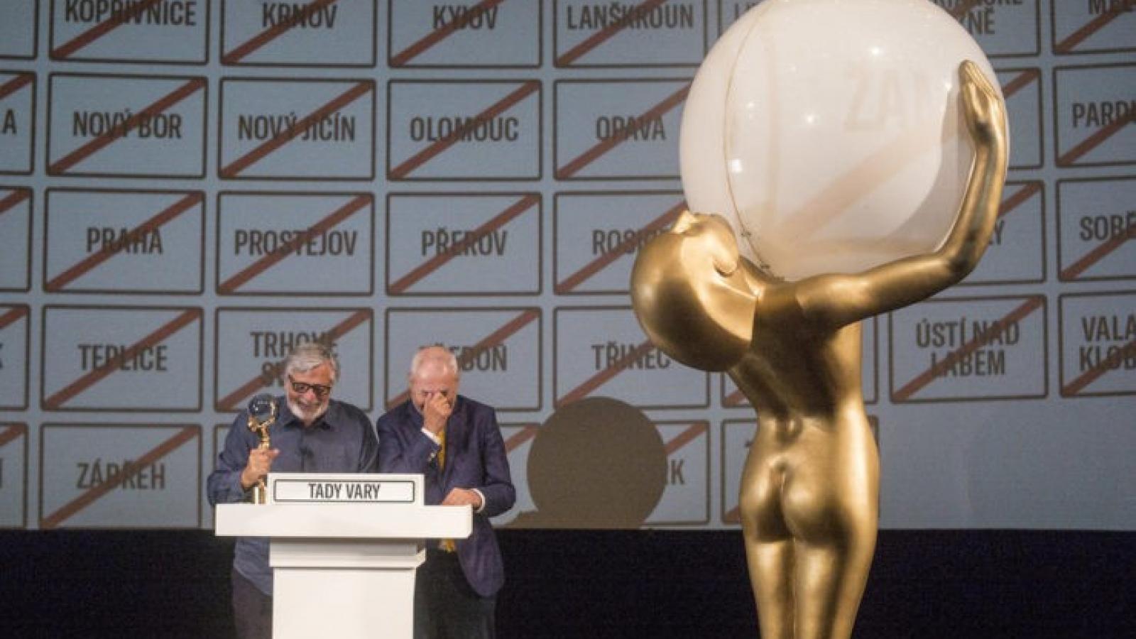 LHP quốc tế Karlovy Vary khai mạc vắng bóng khán giả do dịch Covid-19