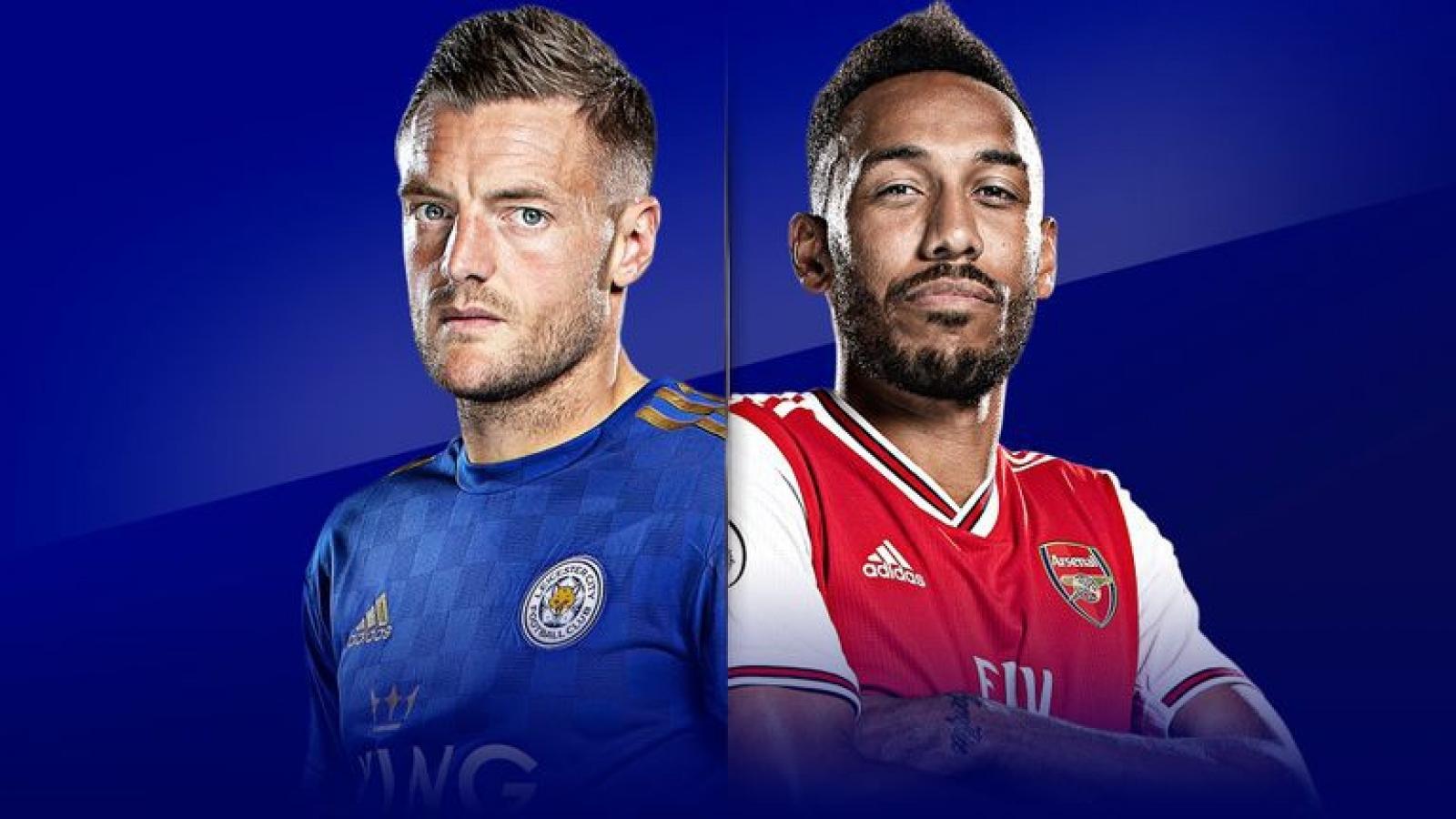 """Arsenal - Leicester: Pháo thủ lại """"tặng quà"""" cho MU?"""