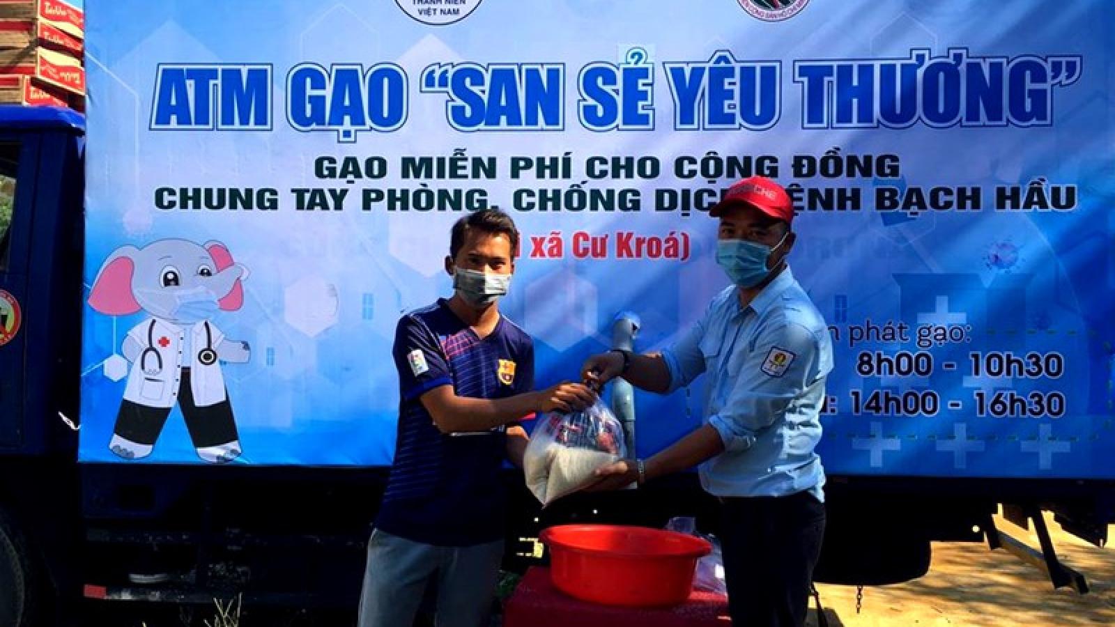 Tuổi trẻ Đắk Lắk chung tay phòng chống dịch bệnh bạch hầu