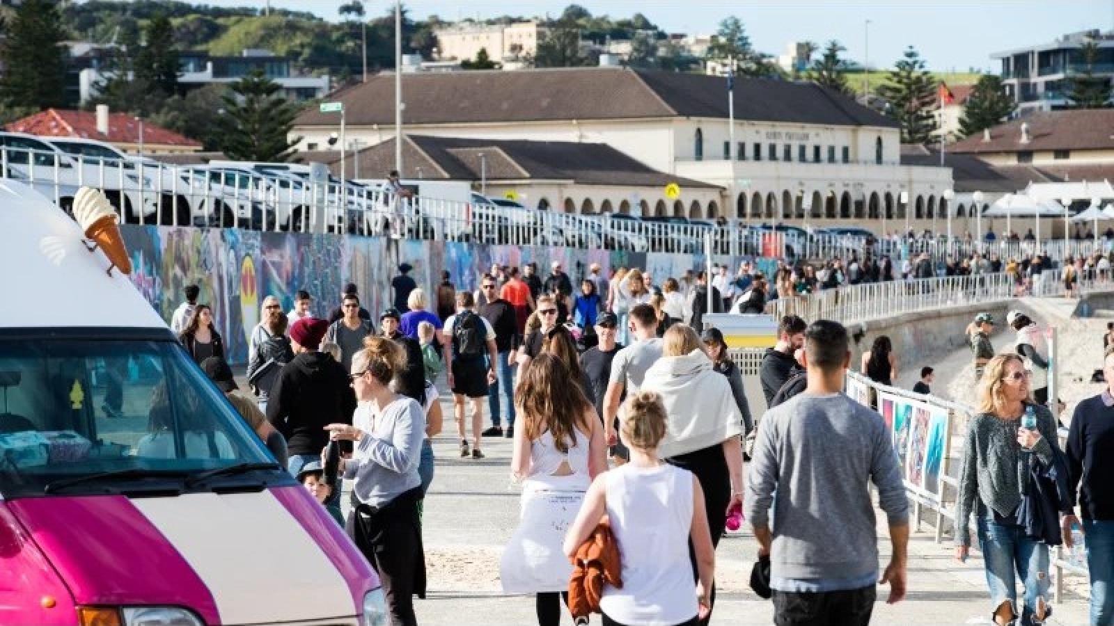 Australia lo ngại Covid-19 lây lan rộng tại bang New South Wales