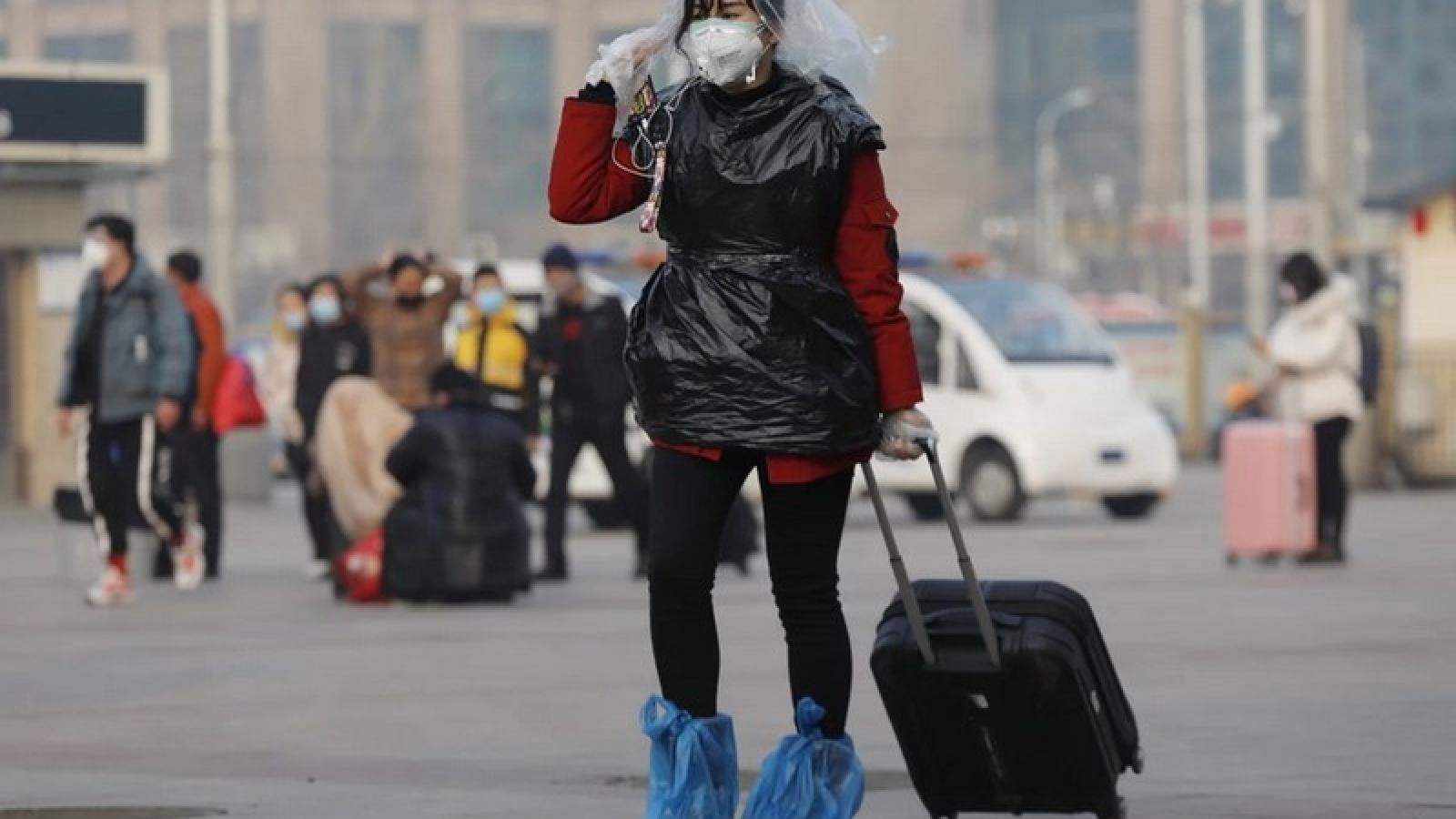 Trung Quốc ra quy định mới với người nhập cảnh qua đường hàng không