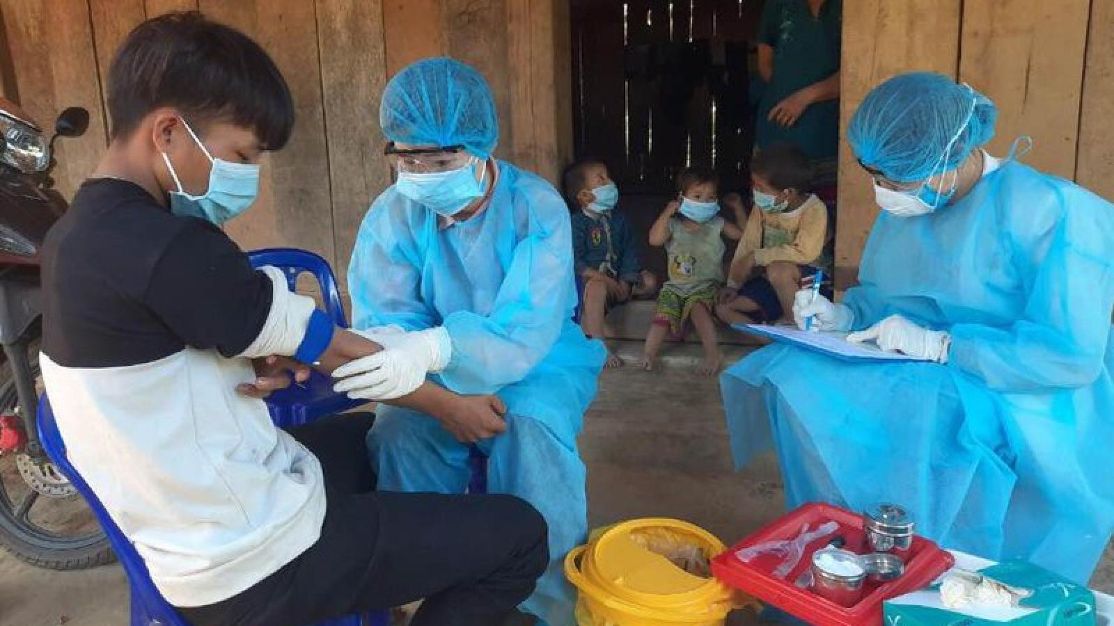 Đắk Lắk liên tiếp ghi nhận nhiều ca bạch hầu, ngành Y tế dốc toàn lực chống dịch