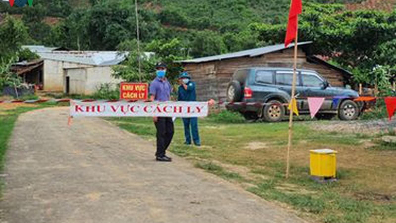 Thêm ổ dịch bạch hầu mới ở Đắk Nông