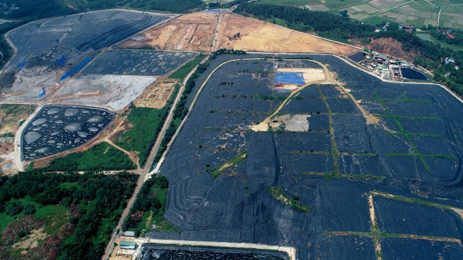 Kiểm điểm trách nhiệm chậm tiến độ GPMB dự án mở rộng bãi rác Nam Sơn