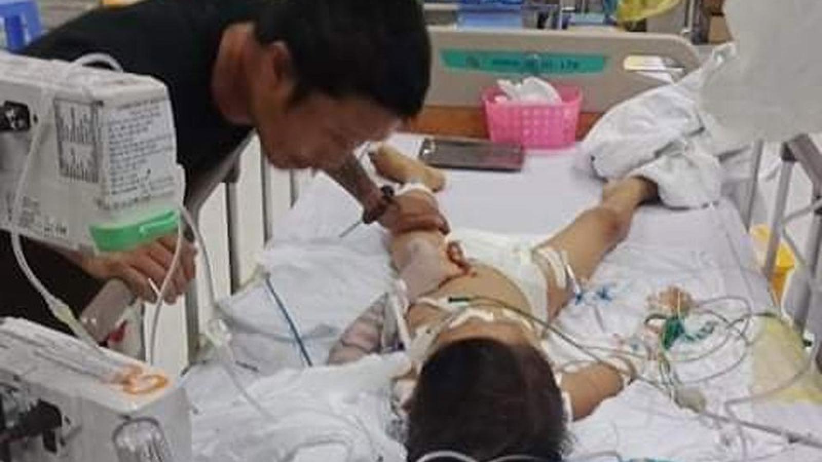 Bé 7 tuổi ở Bình Phước đã tử vong sau ca mổ lấy đinh nẹp xương tay
