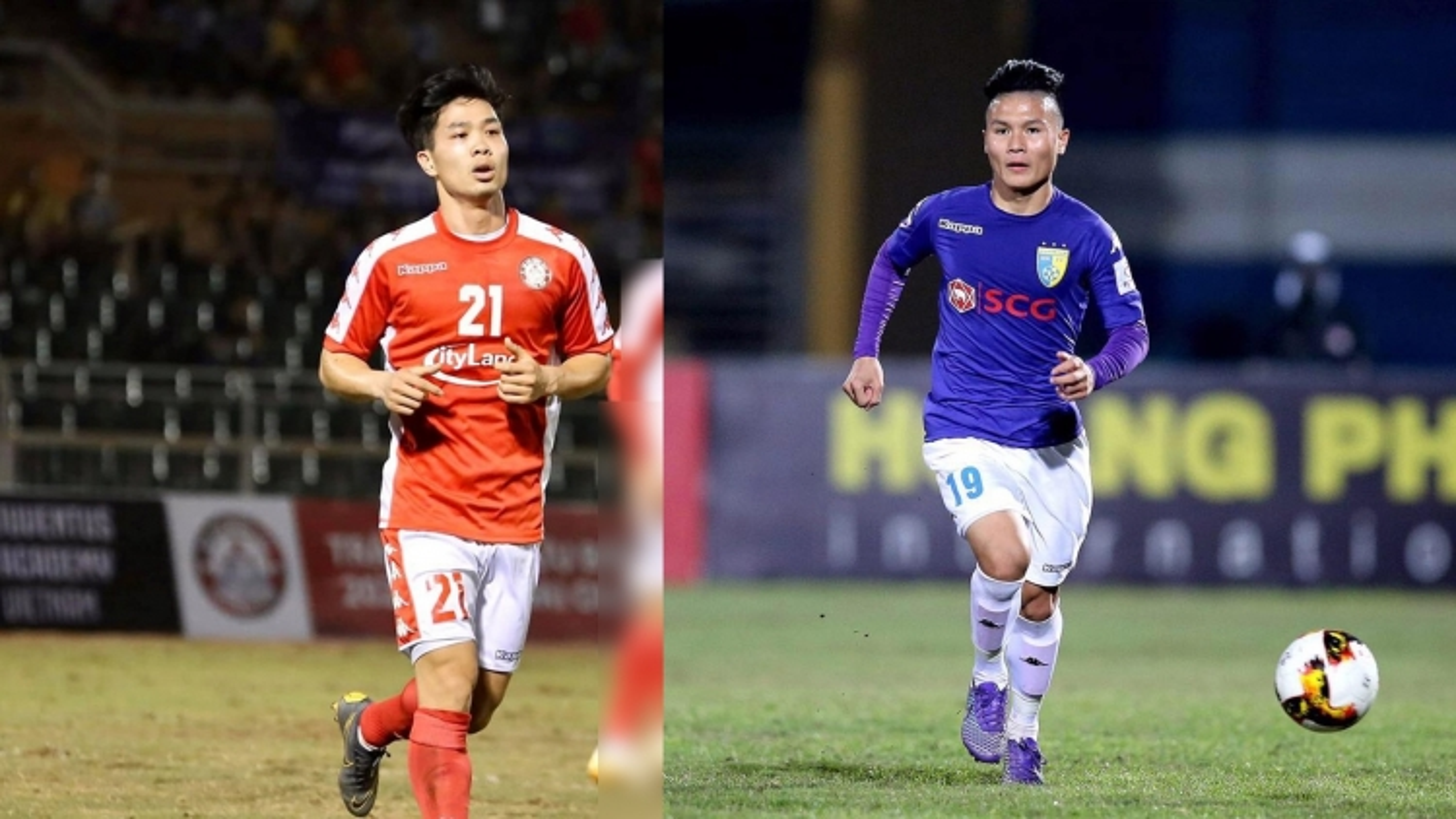 Bất ngờ với giá xem Công Phượng đấu Quang Hải ở vòng 11 V-League 2020