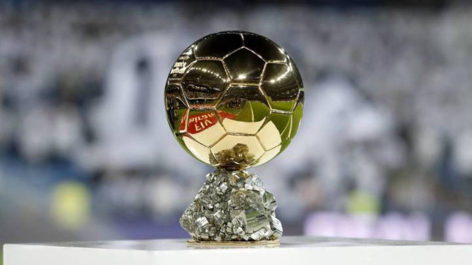 Chính thức: Hủy giải thưởng Quả bóng Vàng 2020 vì Covid-19