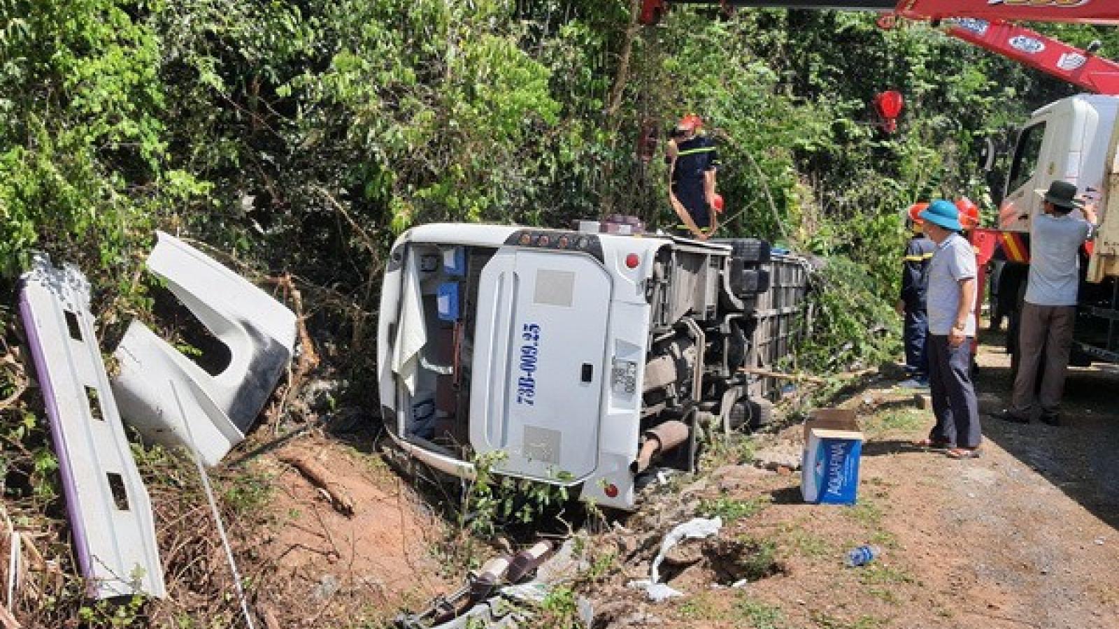 Nạn nhân kể lại giây phút tai nạn thảm khốc ở Quảng Bình