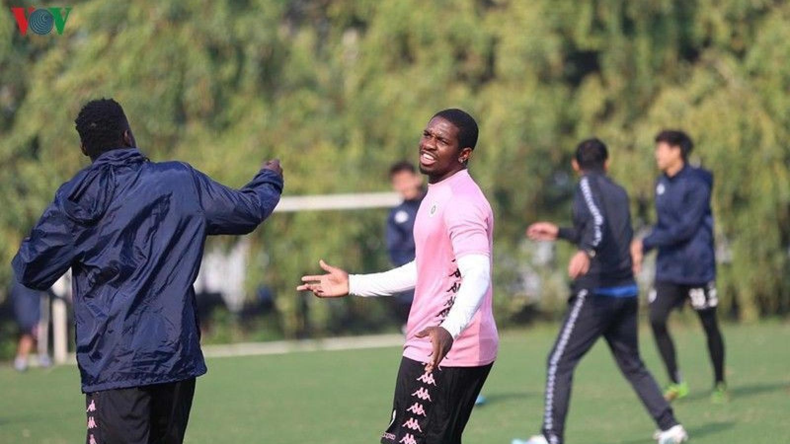 Rimario có thể là lợi thế của Hà Nội FC trước HAGL