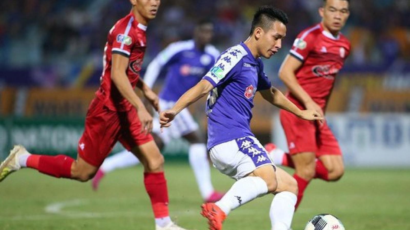 """Lịch thi đấu vòng 11 V-League 2020: """"Đại chiến"""" CLB TPHCM - Hà Nội FC"""