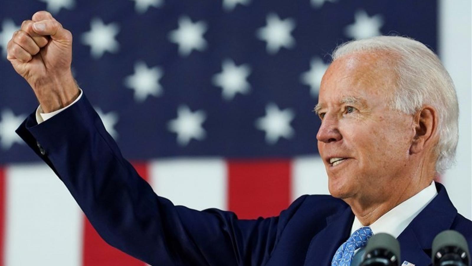 Bầu cử Mỹ: Ông Biden tiếp tục chiếm ưu thế ở nhiều bang