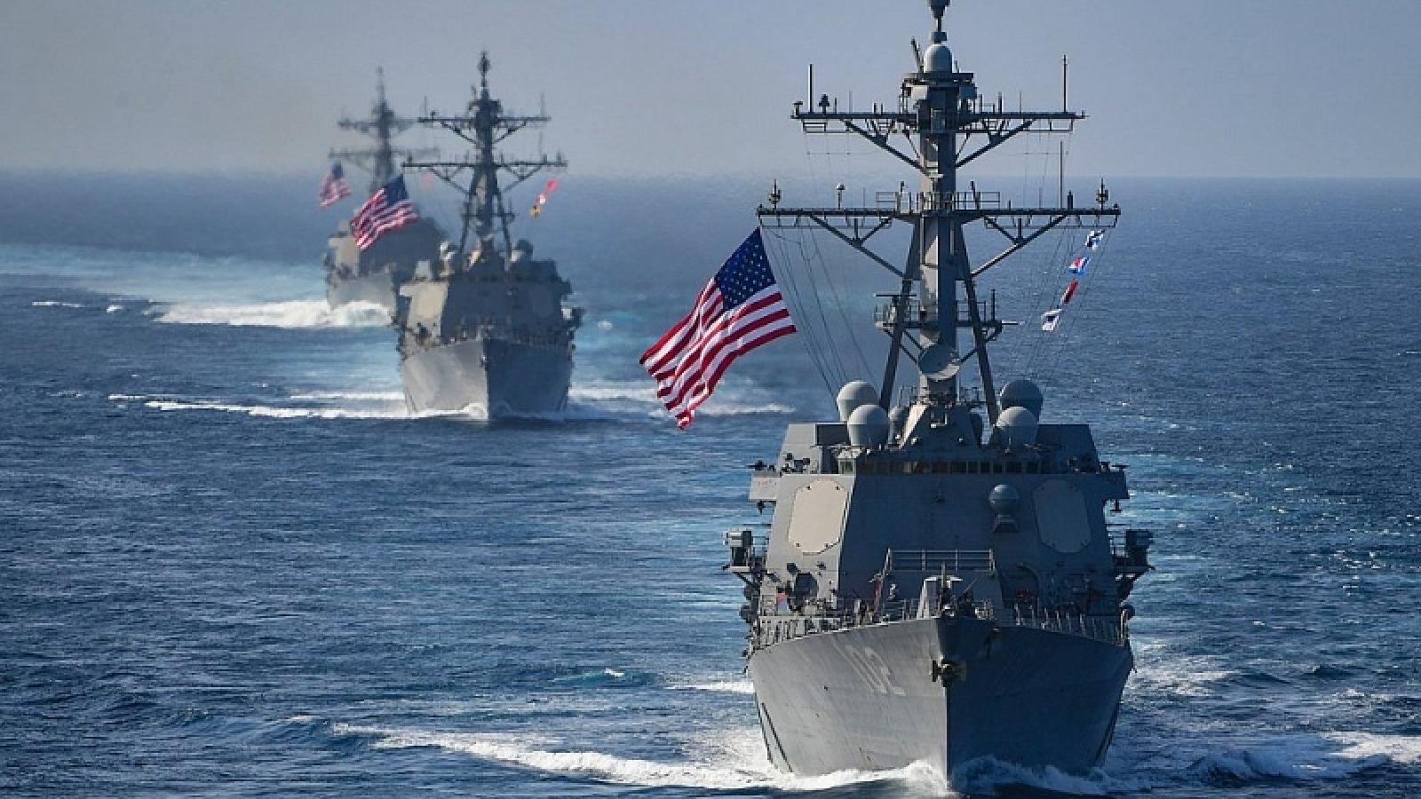 Mỹ khẳng định lập trường về Biển Đông, Trung Quốc chịu tổn thất?