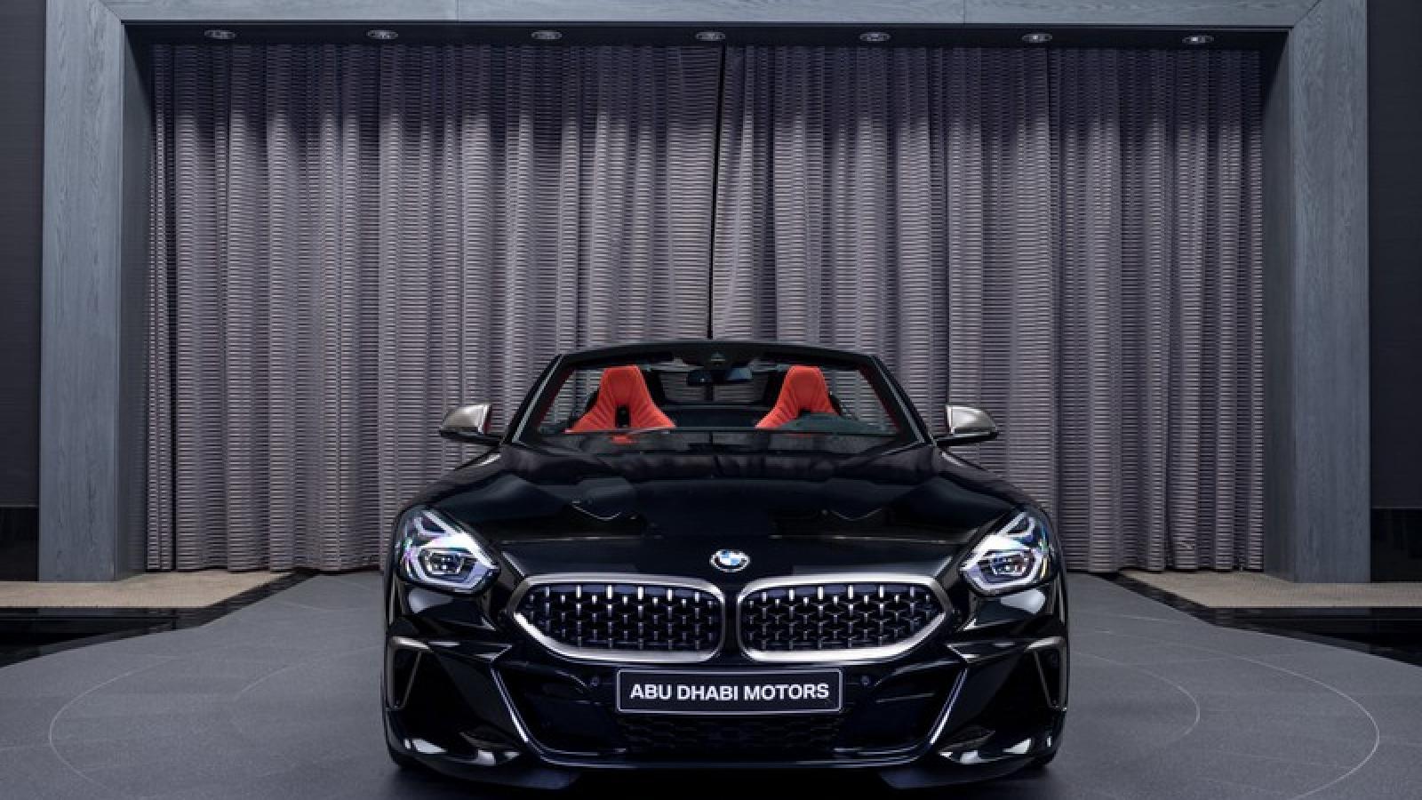 Chiêm ngưỡng xế sang BMW Z4 M40i
