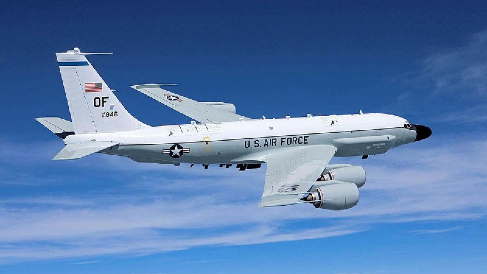 Máy bay trinh sát Mỹ bay qua Bán đảo Triều Tiên