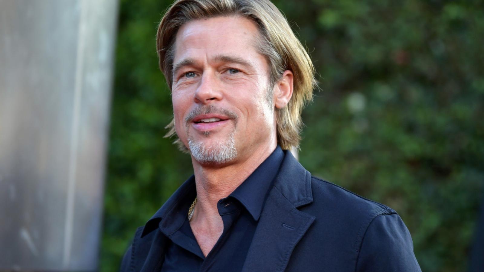 Brad Pitt quyết đinh nghỉ đóng phim?