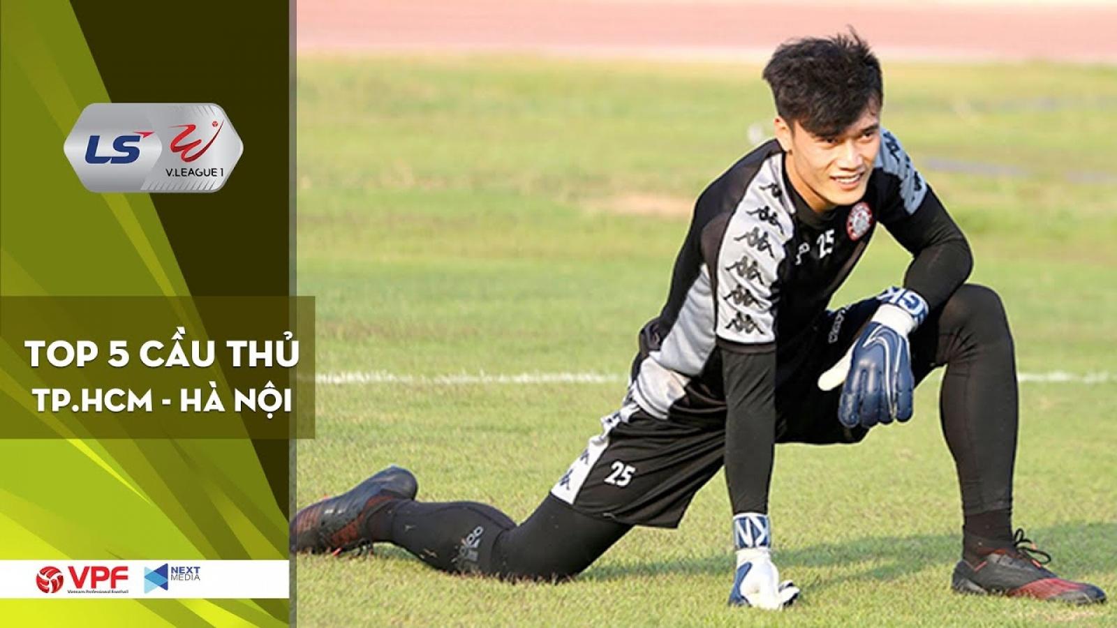 Bùi Tiến Dũng sẽ là người quyết định số phận trận TPHCM - Hà Nội FC?