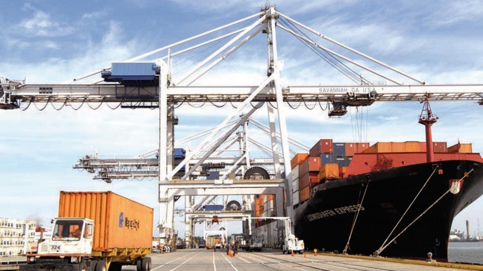 Kim ngạch xuất khẩu của Campuchia tăng trong 5 tháng đầu năm