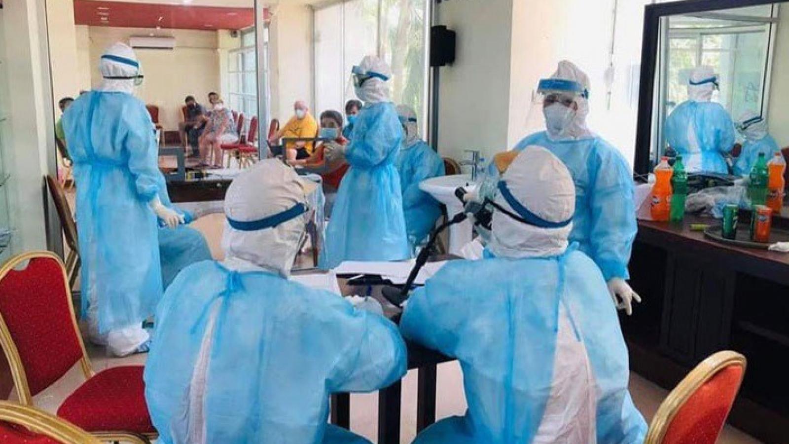 Campuchia phát hiện thêm 26 trường hợp dương tính với Covid-19