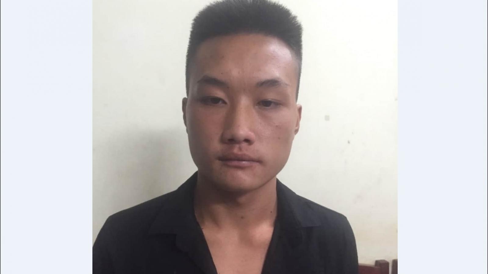 Hung thủ đâm trọng thương xe ôm ở đê sông Đuống đã bị bắt