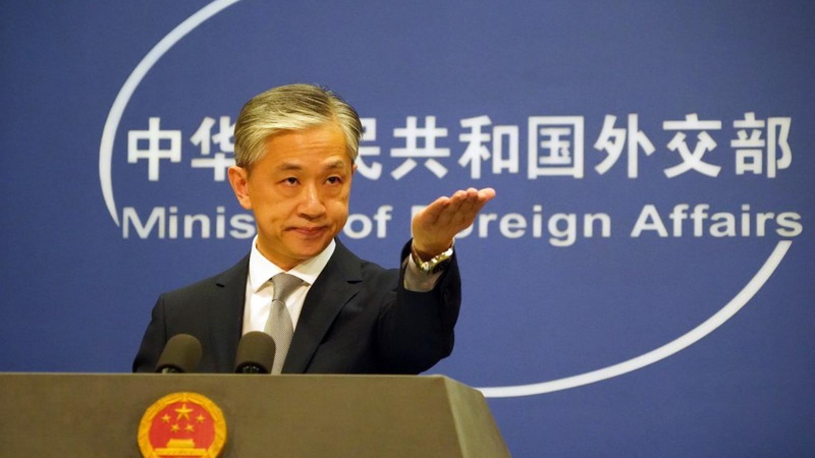 """Trung Quốc tuyên bố """"mưu đồ thay đổi Trung Quốc của Mỹ sẽ thất bại"""""""