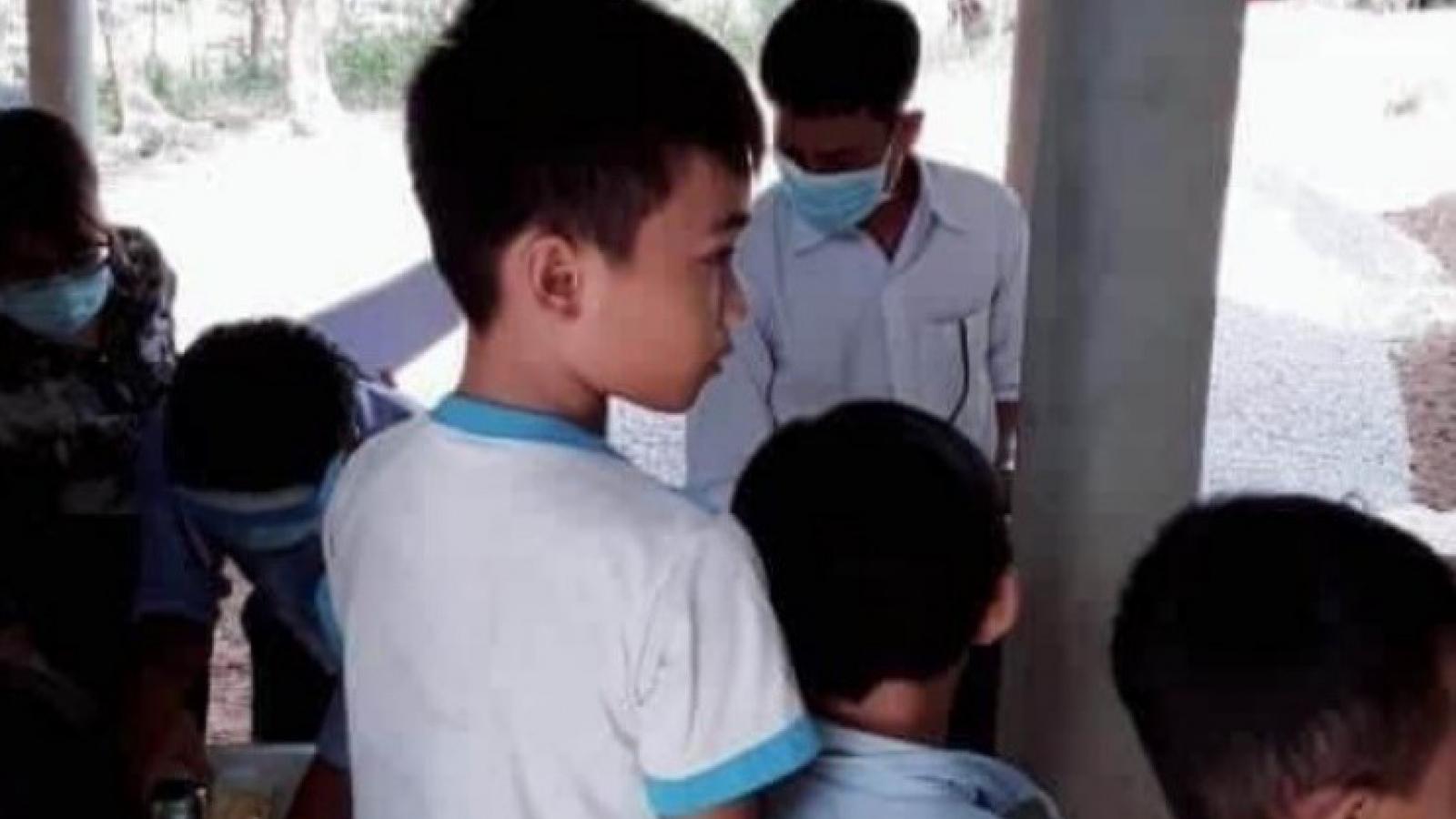 Cách ly trường hợp tiếp xúc ca bệnh bạch hầu đầu tiên tại Quảng Trị