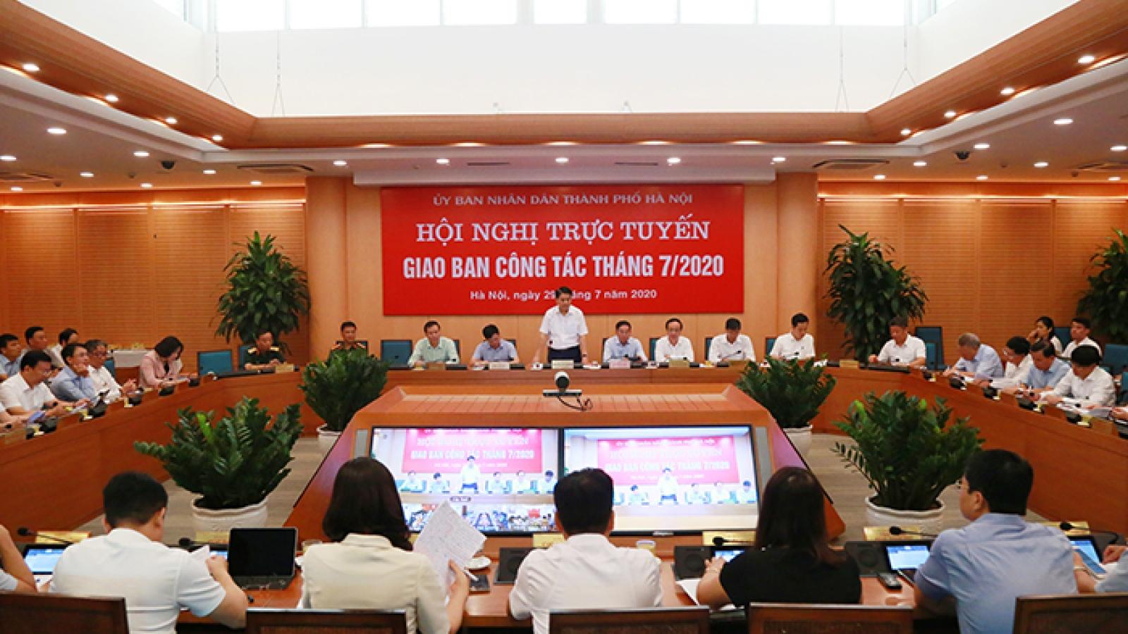 Chủ tịch Hà Nội Nguyễn Đức Chung: Tạm dừng lễ hội, quán bar