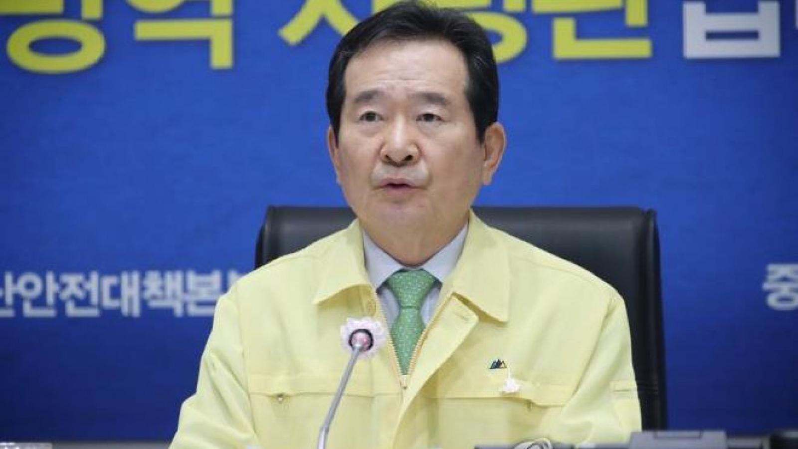 Hàn Quốc sẽ tiến tới thu phí điều trị người nước ngoài mắc Covid-19