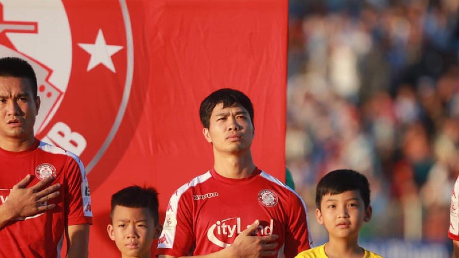 TPHCM - Hà Nội FC: Sân khấu của Công Phượng?