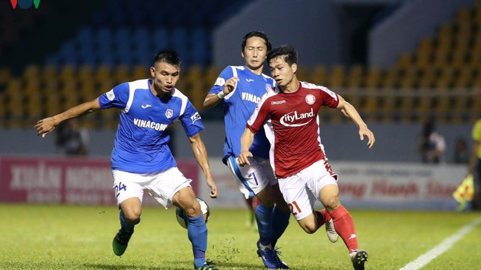 Lịch thi đấu vòng 10 V-League 2020: Cơ hội vàng của HAGL và Hà Nội FC