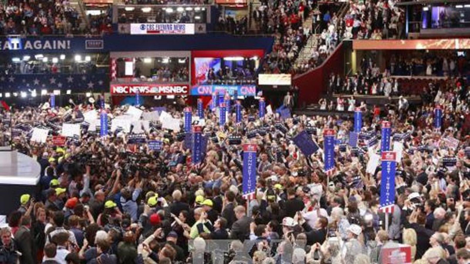Đảng Cộng hòa Mỹ rút gọn quy mô tổ chức Đại hội toàn quốc