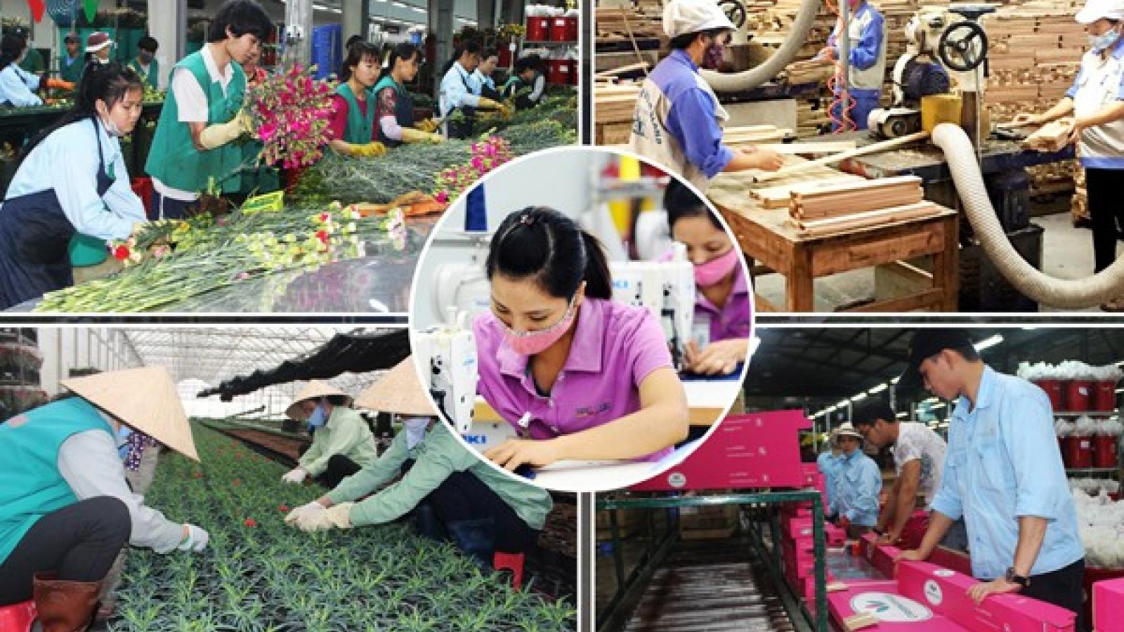 Kinh tế Việt Nam 2020 có thể tăng trưởng âm