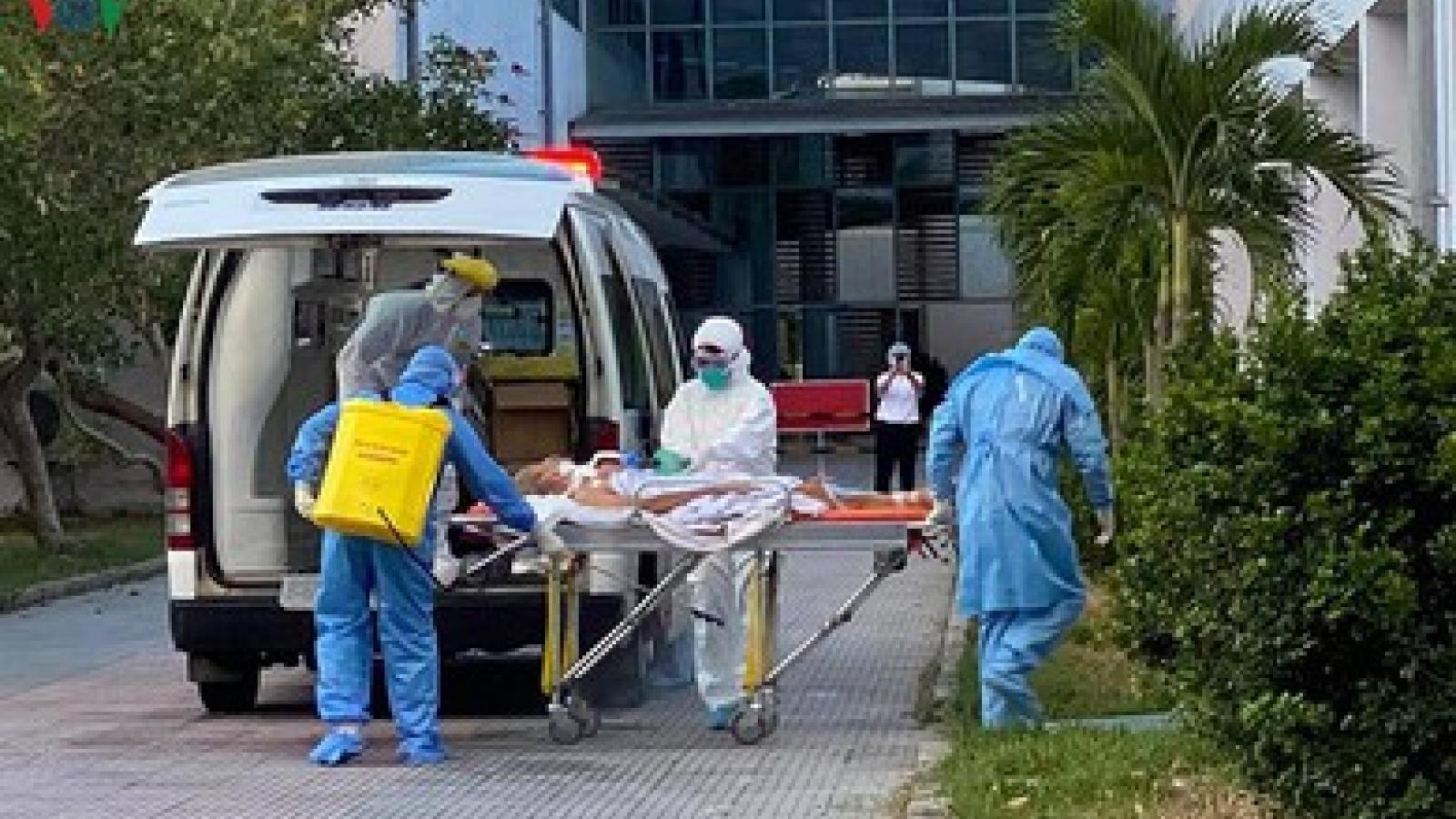 Việt Nam có ca tử vong đầu tiên do dịch COVID-19 với nhiều bệnh nền