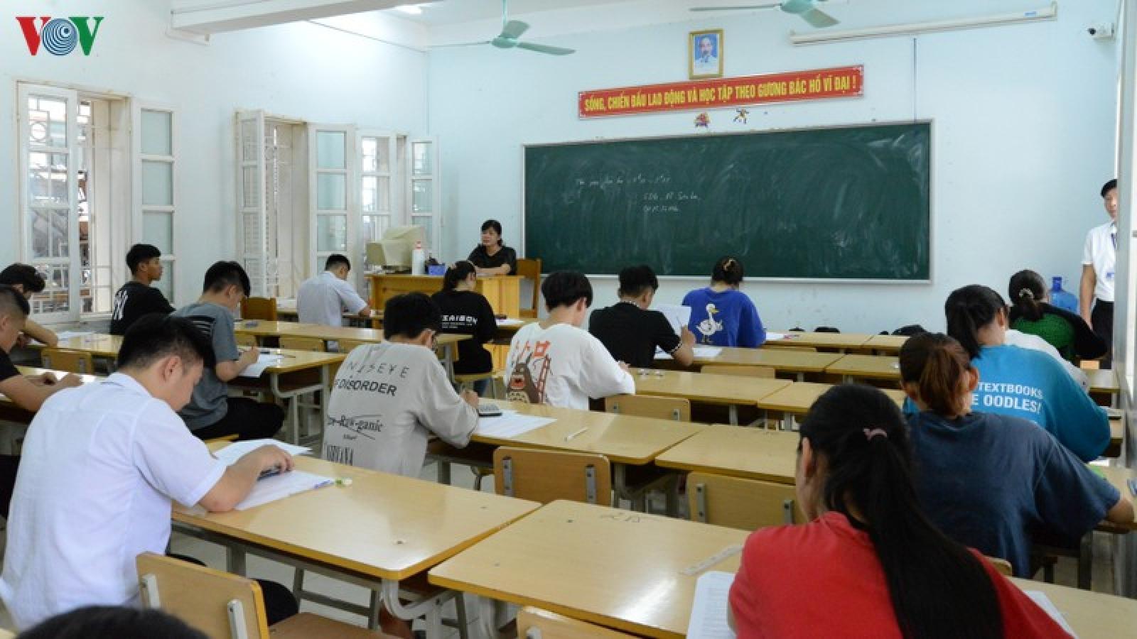 Sơn La sẵn sàng các điều kiện cho Kỳ thi tốt nghiệp THPT