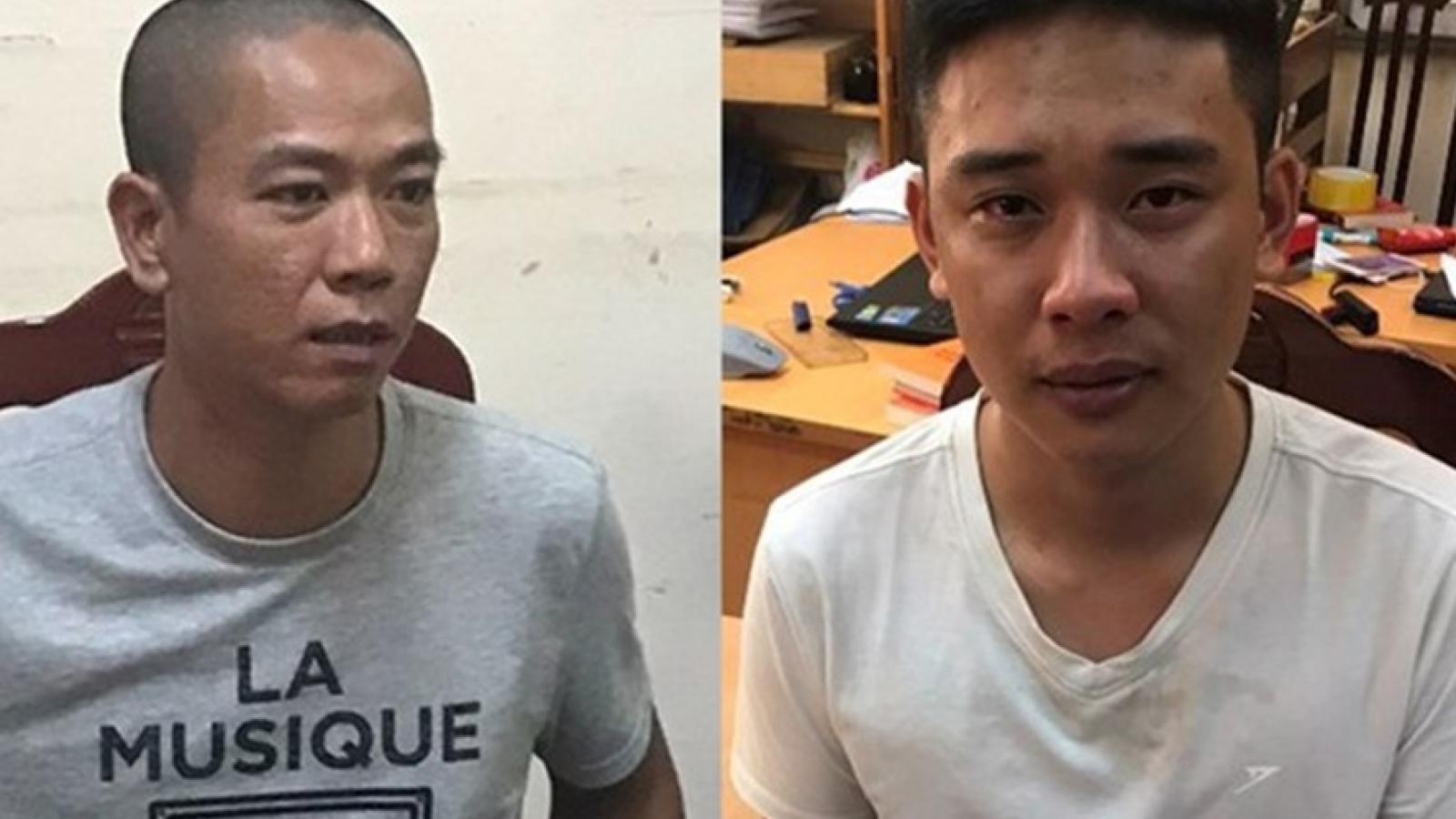 Khởi tố vụ án nổ súng cướp ngân hàng BIDV tại Hà Nội
