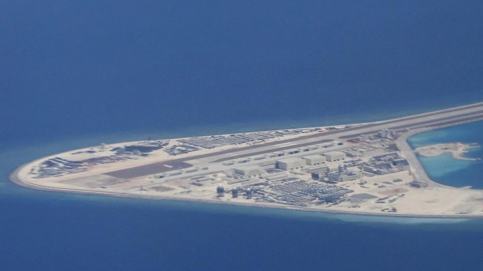 Trung Quốc phản ứng khi Australia gửi công hàm về Biển Đông lên LHQ