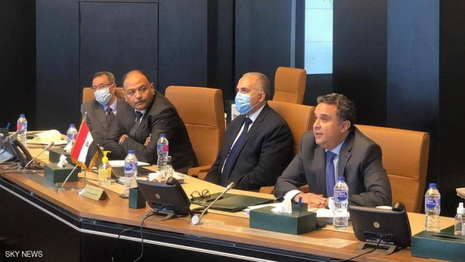 Ai Cập và Ethiopia đạt tiến bộ về đập Đại Phục hưng