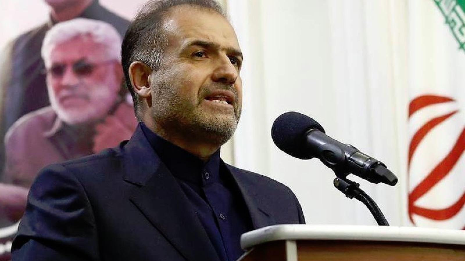 Iran đề nghị thành lập nhóm các nước bị Mỹ trừng phạt
