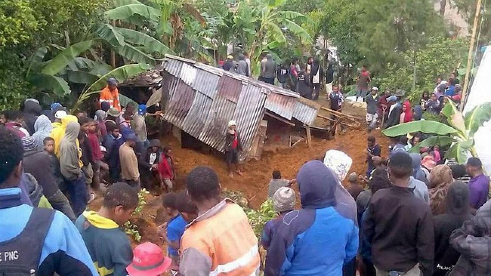 Động đất 7,3 độ ở Papua New Guinea, cảnh báo sóng thần nguy hiểm
