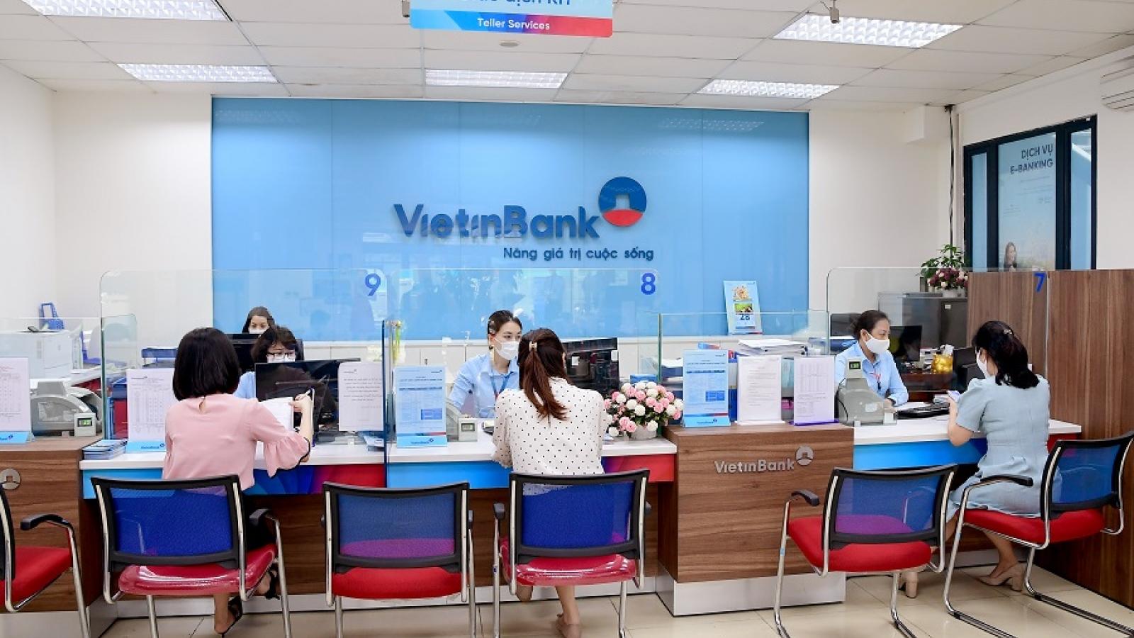 Quý 2, VietinBank nâng cao chất lượng hoạt động, kết quả kinh doanh tích cực