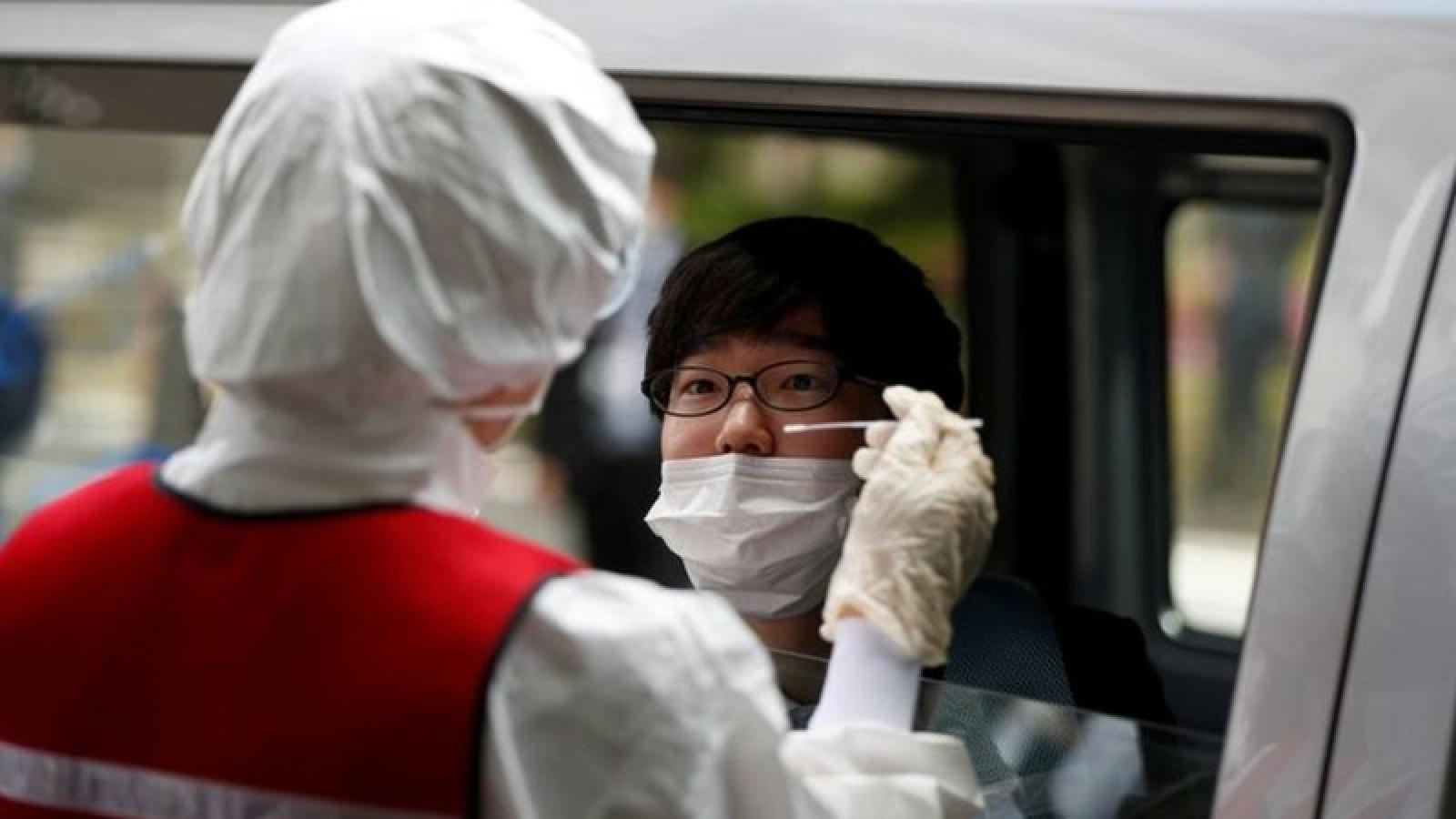 Nhật Bản tăng cường xét nghiệm virus SARS-CoV-2 tại sân bay