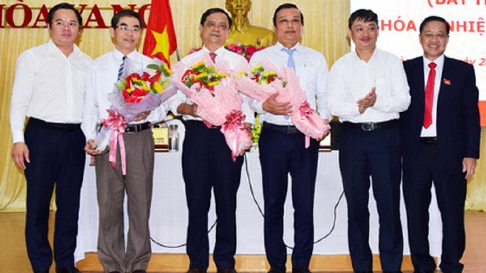 Ông Phạm Nam Sơn trúng cử Bí thư Huyện ủy Hòa Vang, TP Đà Nẵng